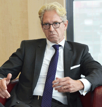 KBV-Vorstandsvorsitzender Dr. Andreas Gassen