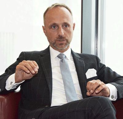 KBV-Vorstandsmitglied Dr. Stephan Hofmeister