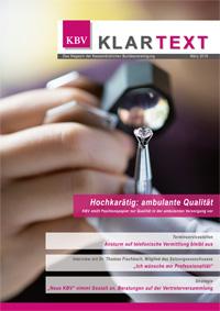 Titelblatt Klartext 1-2016