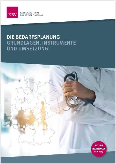 Titelseite der Broschüre Bedarfsplanung