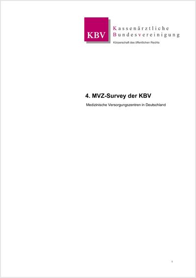 Titelbild MVZ-Survey