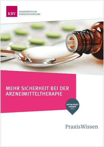 Titel PraxisWissen Arzneimitteltherapiesicherheit
