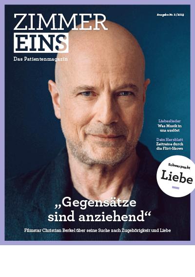 Das Patientenmagazin - Ausgabe 02/2019