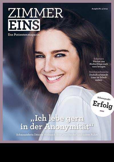 Das Patientenmagazin - Ausgabe 03/2019