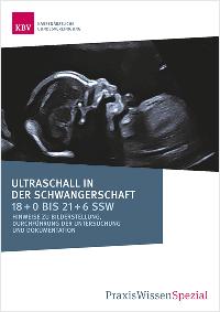 Ultraschall eines Kindes im Mutterleib