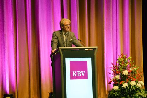 Dr. Andreas Gassen © KBV/Tom Funke