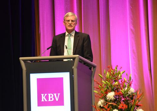 Dr. Thomas Kriedel © KBV/Tom Funke