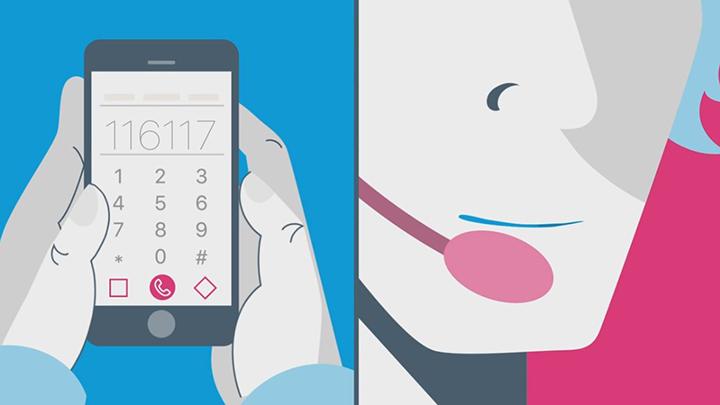 116117 - die Nummer des Bereitschaftsdiensts