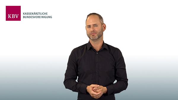 Die Aufgaben der KBV (Video in Gebärdensprache)