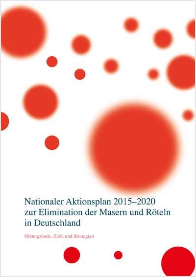 Nationaler Aktionsplan zur Elimination der Masern und Röteln
