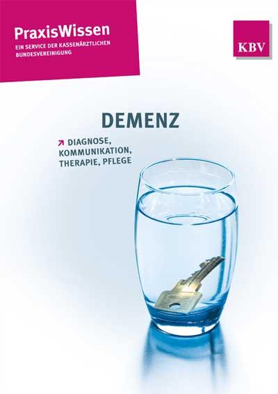 Broschüre Demenz