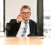 Interview im KBV-Klartext: G-BA-Chef sieht großes Potenzial in Projekten des Innovationsfonds