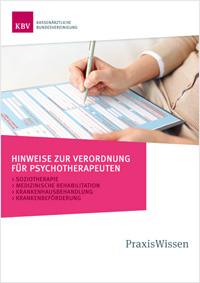 PraxisWissen Psychotherapie